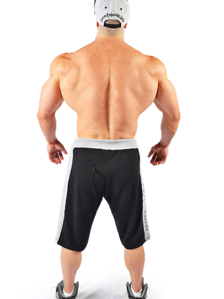 Two Tone Side Band Shorts