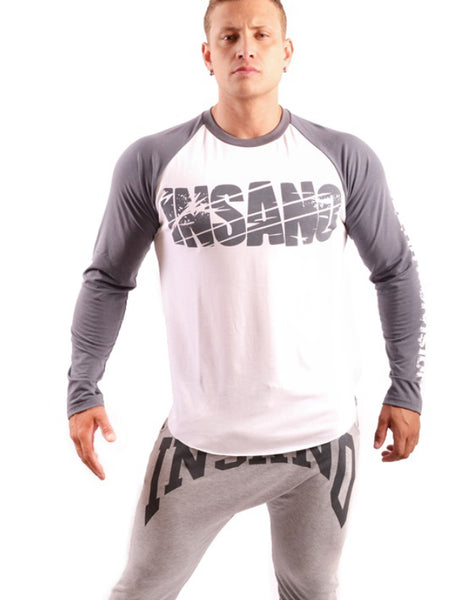 Raglan Long Sleeve Shirt Destroyer