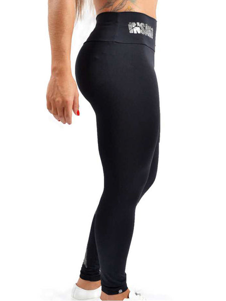 Mid Rise Waist Insano Team Legging