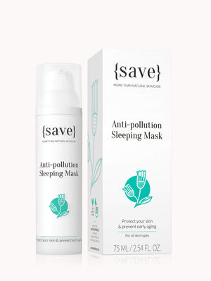 Anti-pollution Sleeping Mask