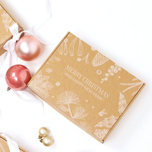 Christmas Box and Wrapping