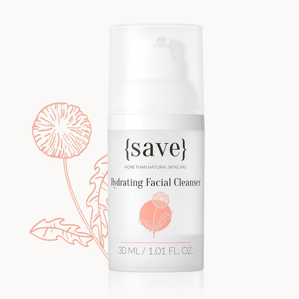 Hydrating Facial Cleanser travel size