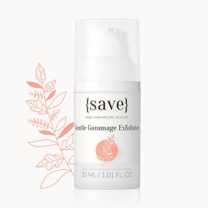 Gentle Gommage Exfoliator travel size