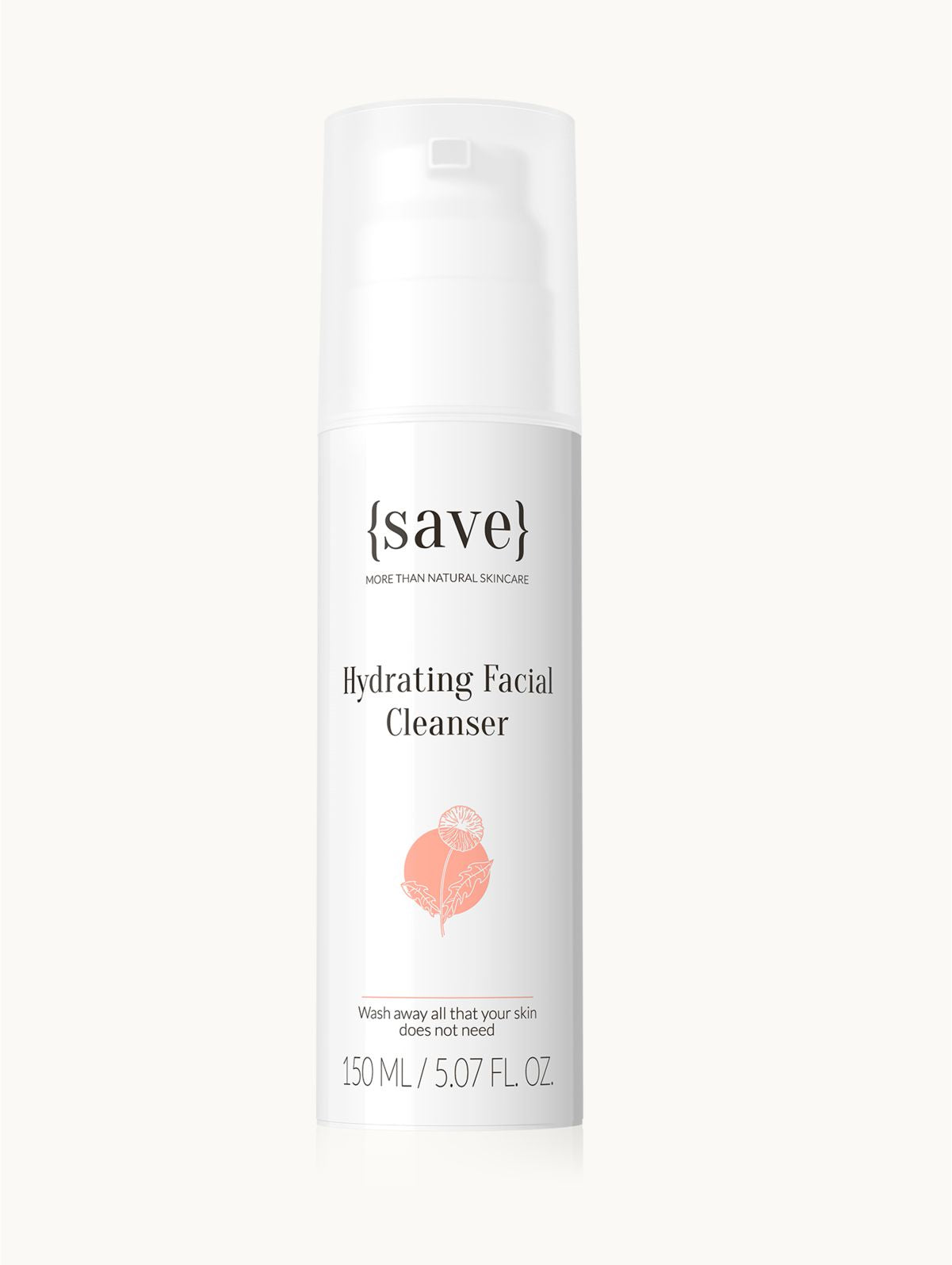 Hydrating Facial Cleanser cleansers {save} more than natural skincare
