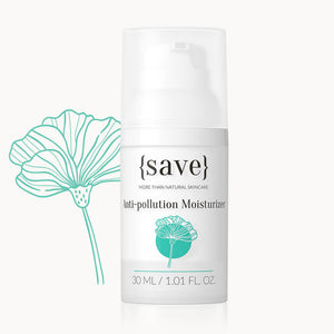 Anti-pollution Moisturizer travel size