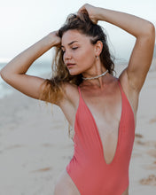 Load image into Gallery viewer, Sonica one piece swimsuit in Ampolla