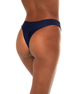 Minima bikini bottom in Navy (back)