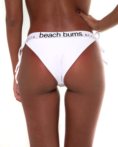 Sperta bikini bottom in White (back)