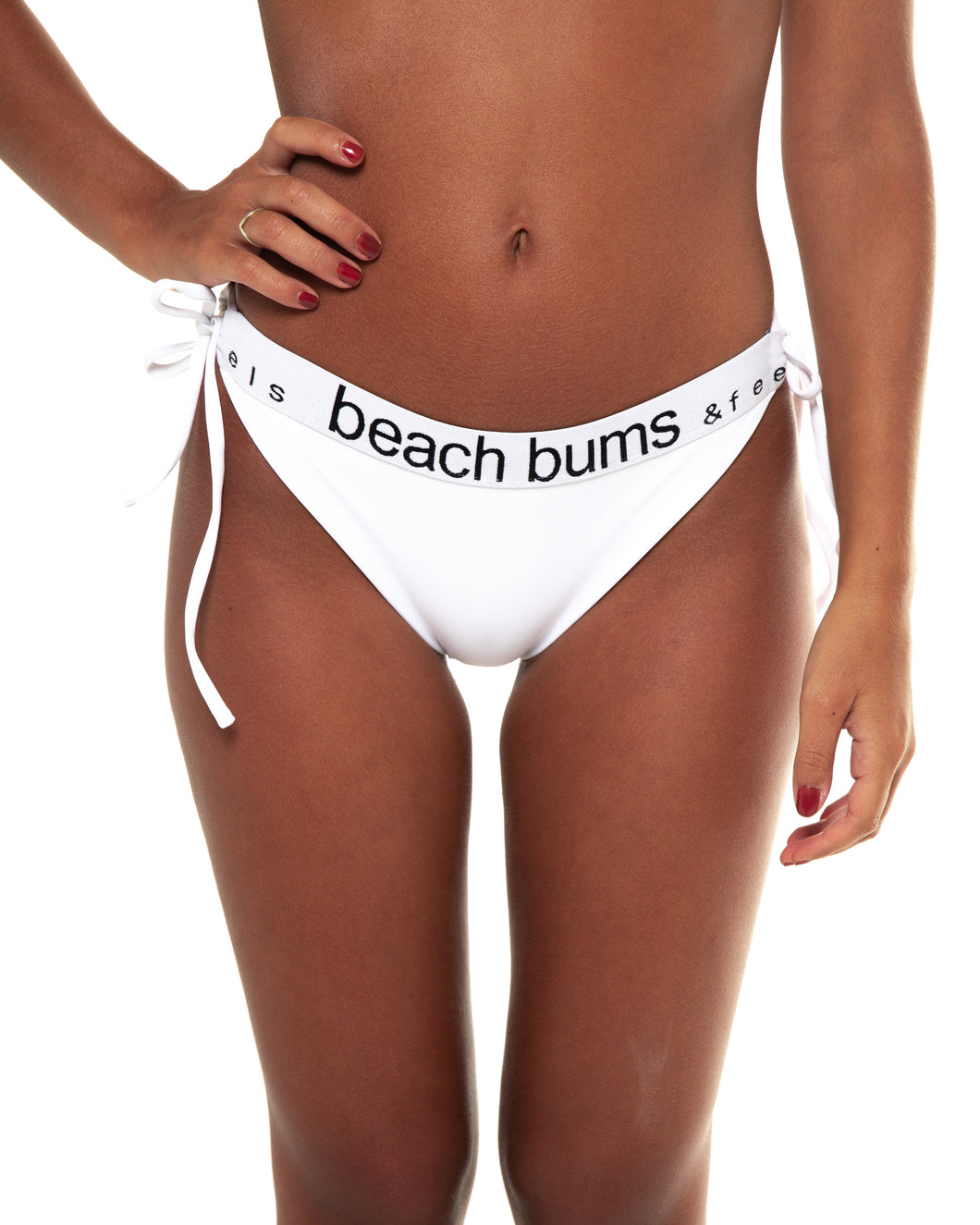 Sperta bikini bottom in White (front)