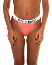 Load image into Gallery viewer, Suki bikini bottom in Champagne Pink (front)