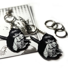 Load image into Gallery viewer, ★LIMITED EDITION★ CRAZY KEYCHAIN