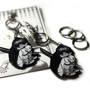 ★LIMITED EDITION★ CRAZY KEYCHAIN