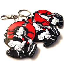 Load image into Gallery viewer, LIMITED EDITION★ MAKO X VINNIE KEYCHAIN