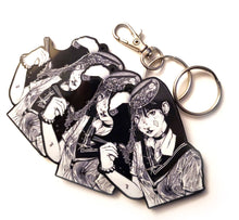Load image into Gallery viewer, ★LIMITED EDITION★ BON APPETIT V2 KEYCHAIN