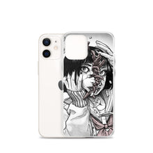 Load image into Gallery viewer, PORCELAIN WORM iPhone Case
