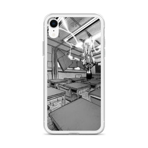 NO MORE FRIENDS iPhone Case