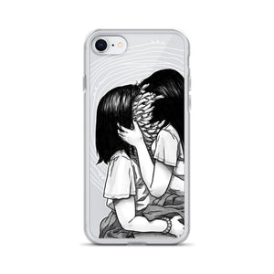 EAT iPhone Case