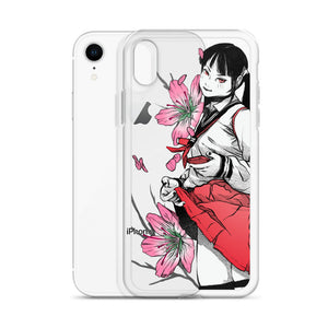 FLOWER V2 iPhone Case