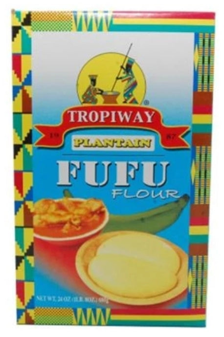 Plantain Fufu( Health benefits of plantains )
