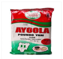 Load image into Gallery viewer, Poundo Yam Flour