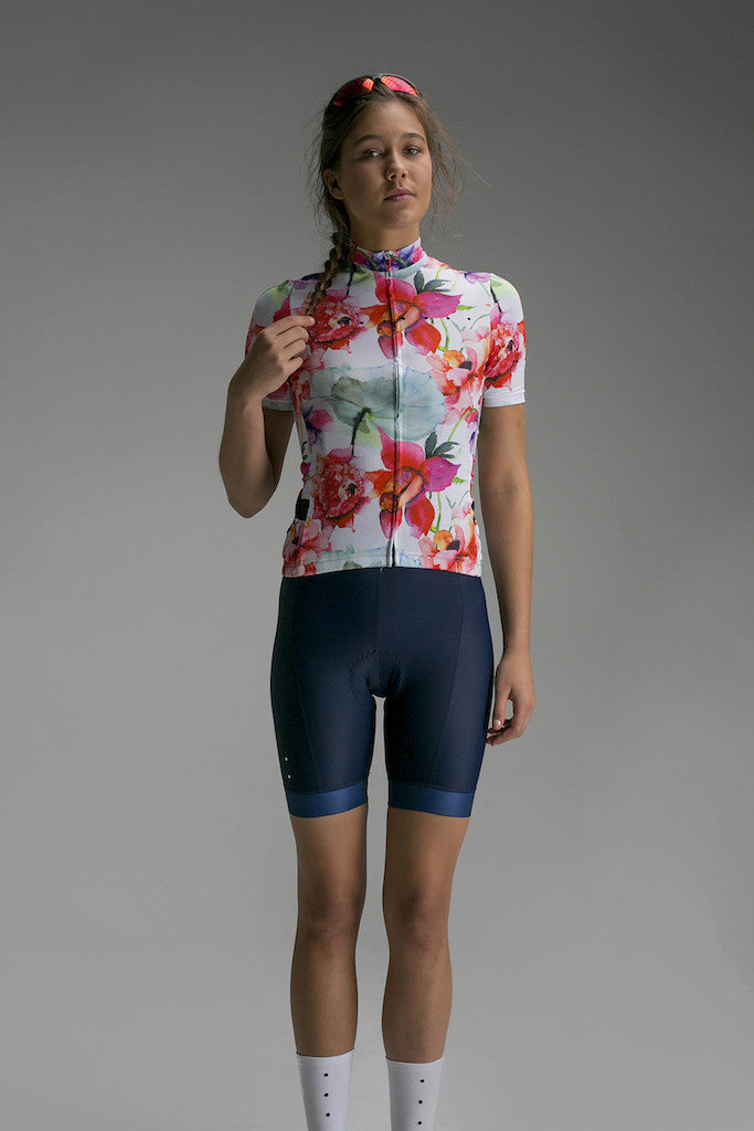 Women's Watercolour Jersey - Pedla | The CyclingTips Emporium - 2