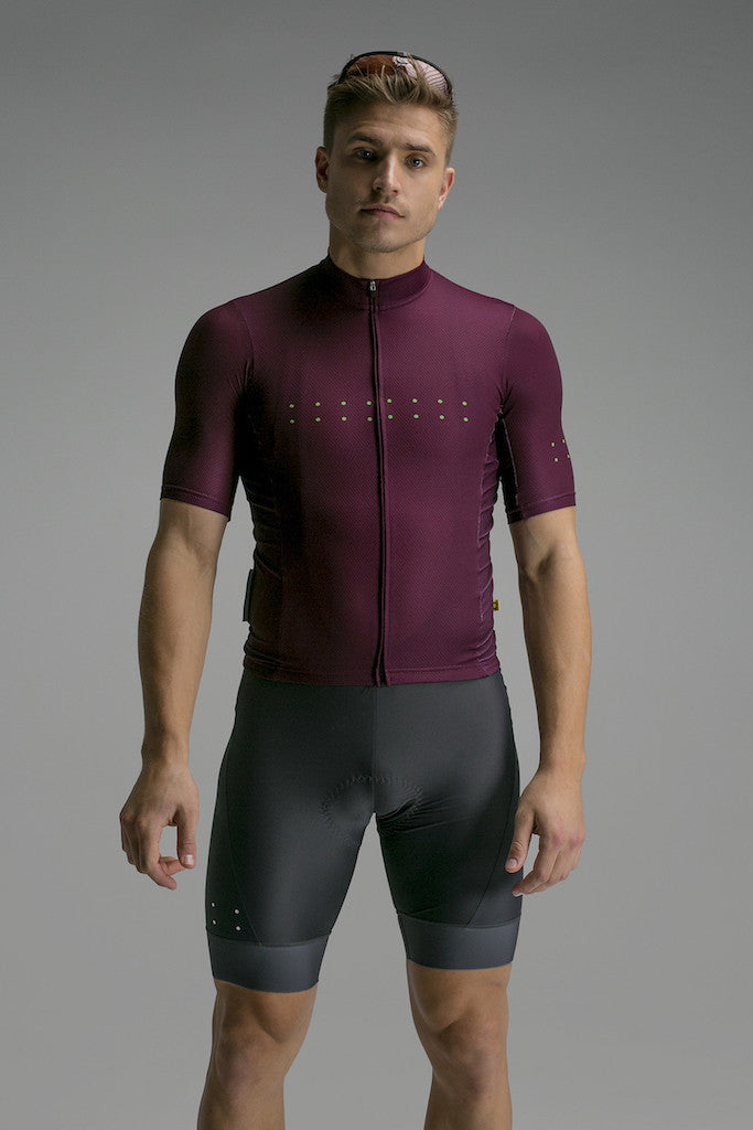 Pedla Plum Core Jersey | The CyclingTips Emporium - 2