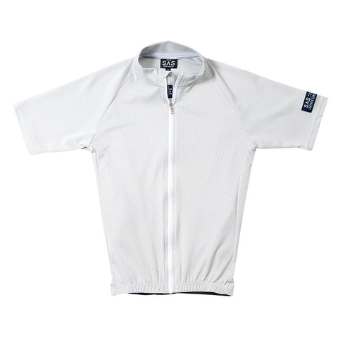 S1-A Riding Jersey White/ Navy - Search and State
