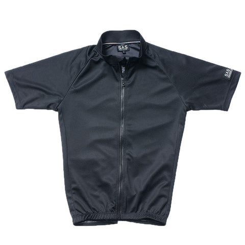S1-A Riding Jersey Black - Search and State