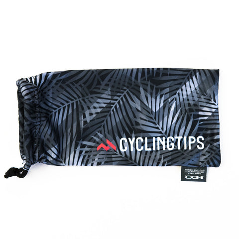 CyclingTips x Oakley Sunglasses Microbag