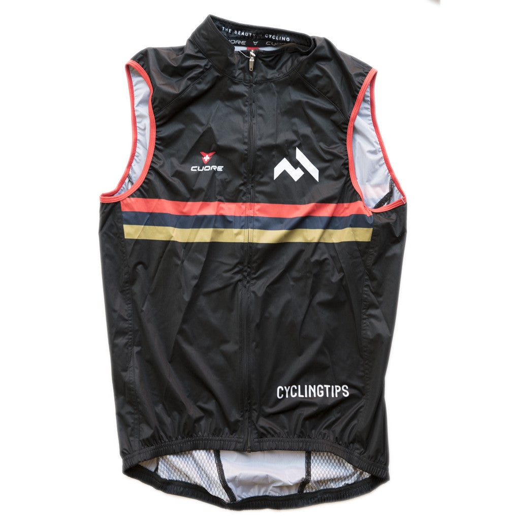 CyclingTips North/ South Vest by Cuore