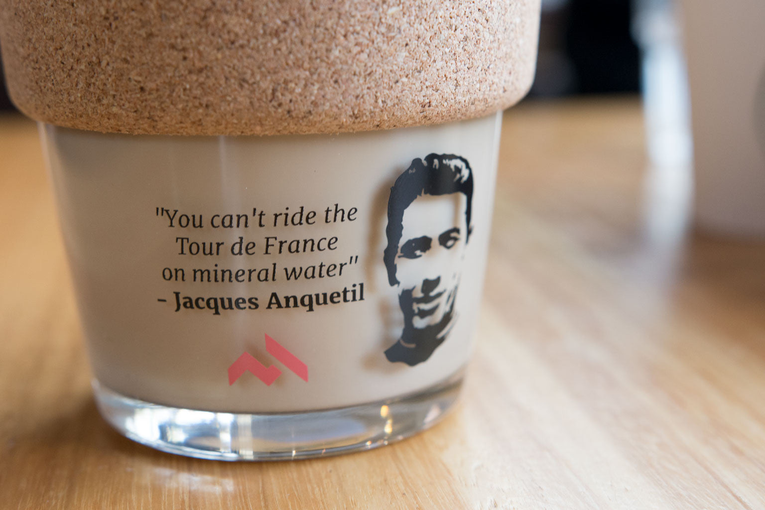 Anquetil Tour de France KeepCup | The CyclingTips Emporium - 4