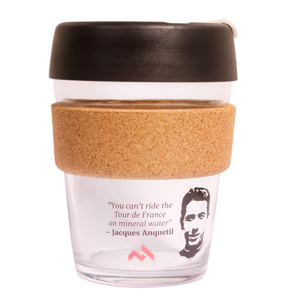 Anquetil Tour de France KeepCup | The CyclingTips Emporium - 7