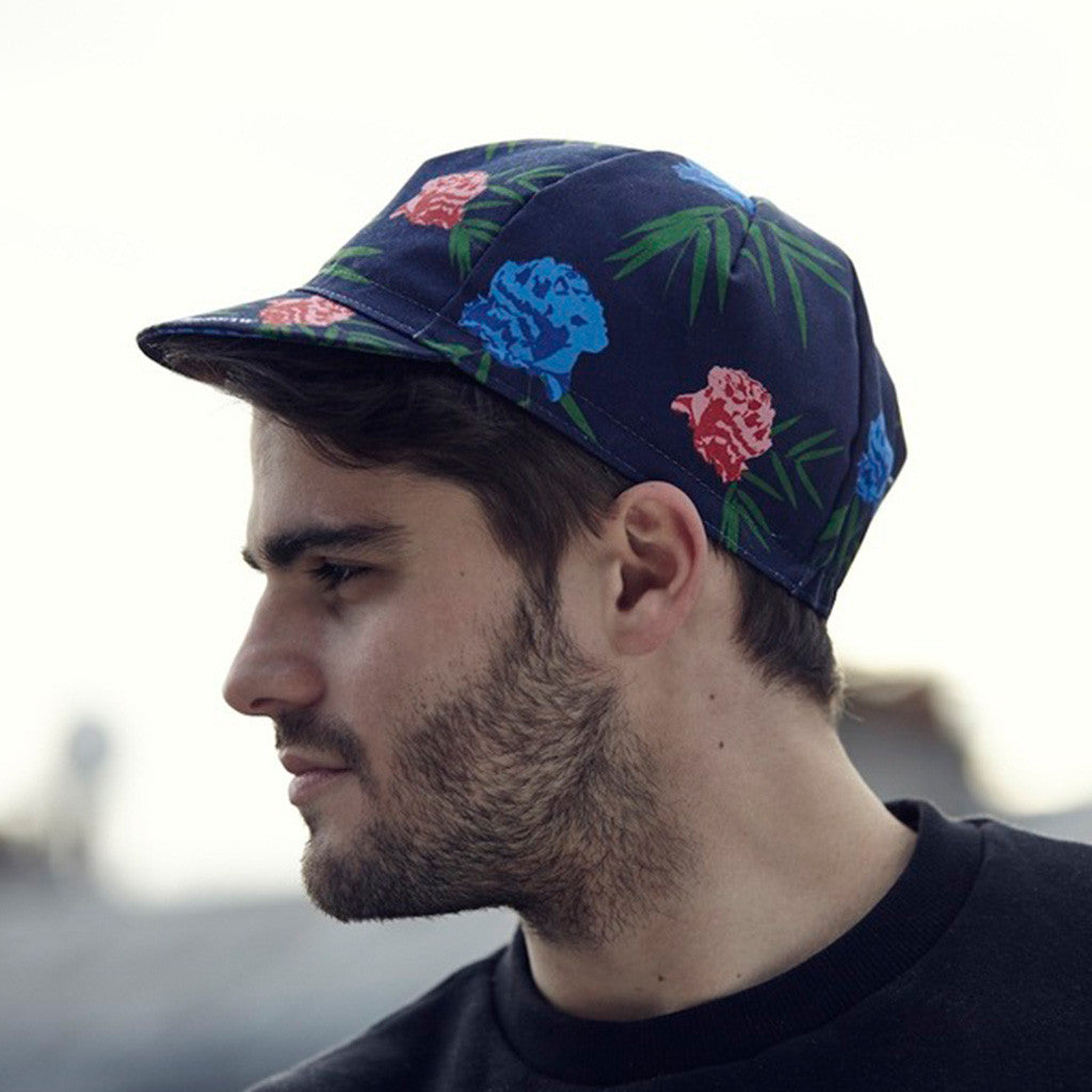 Warsaw Floral Cycling Cap | The CyclingTips Emporium - 4