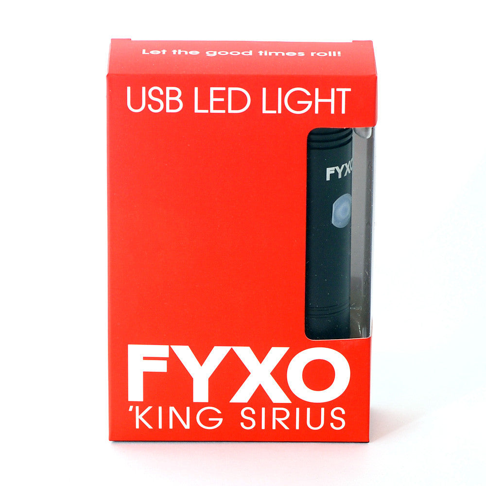 FYXO 'King Sirius LED Light | The CyclingTips Emporium - 1