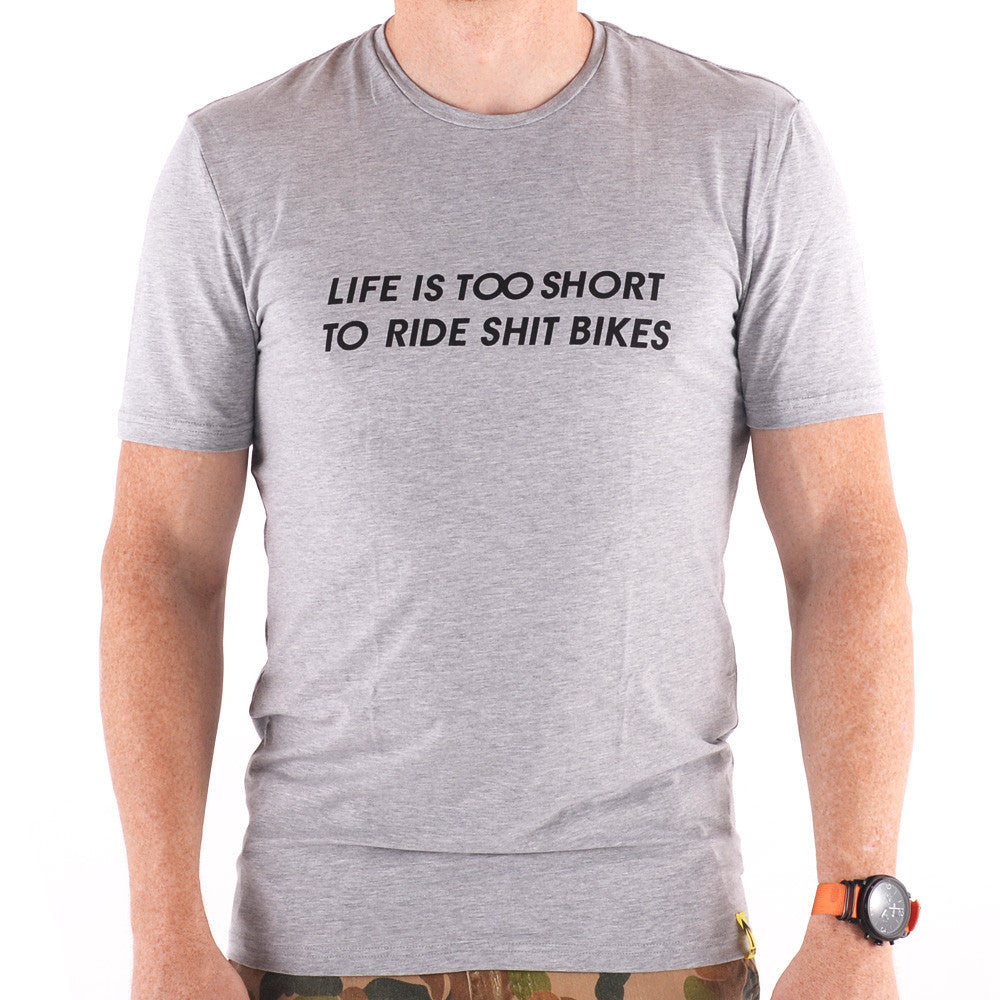 FYXO Life is too short T-shirt