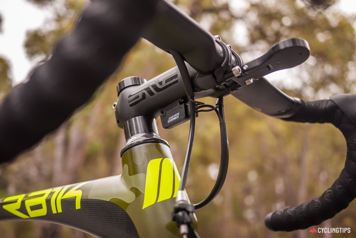 Fetha Garmin Faceplate Mount | The CyclingTips Emporium - 11