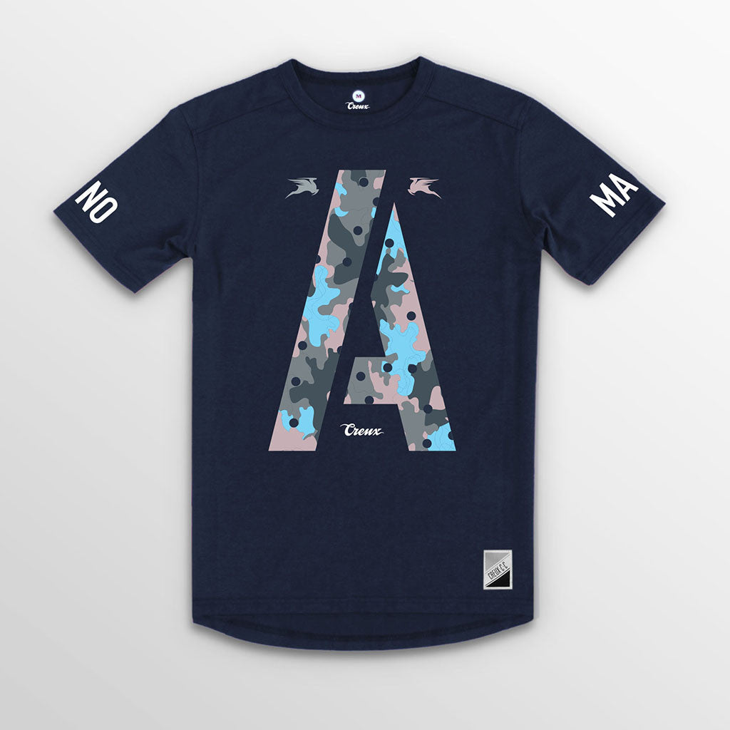 Mano A Mano / Creux Navy Tee