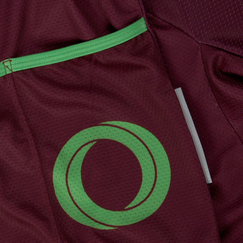 Pedla Plum Core Jersey | The CyclingTips Emporium - 6