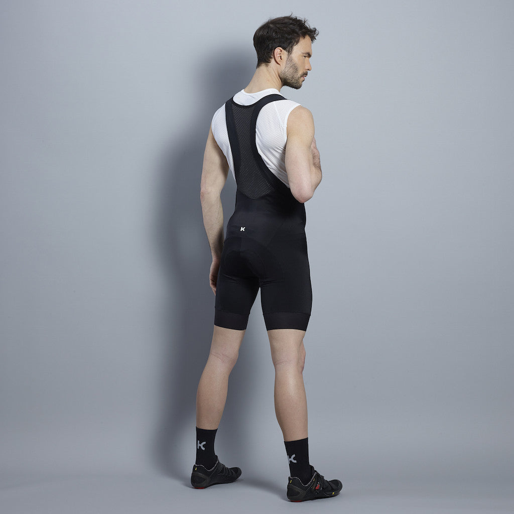 Katusha ES Black Icon Bib Shorts | The CyclingTips Emporium - 3