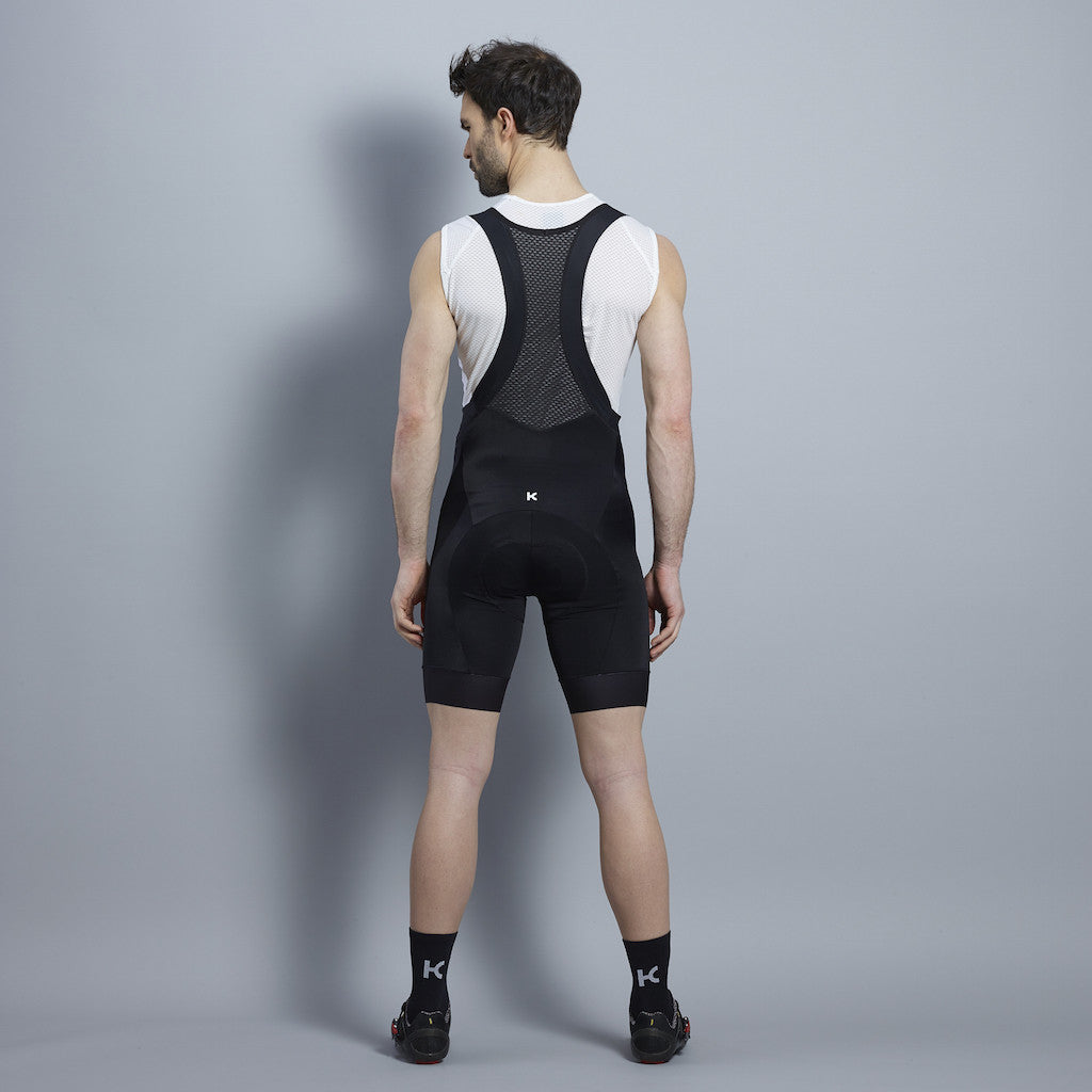 Katusha ES Black Icon Bib Shorts | The CyclingTips Emporium - 4
