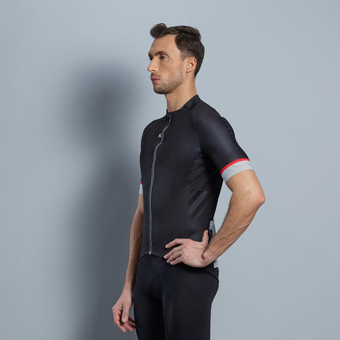 Katusha Black Icon Jersey | The CyclingTips Emporium - 1
