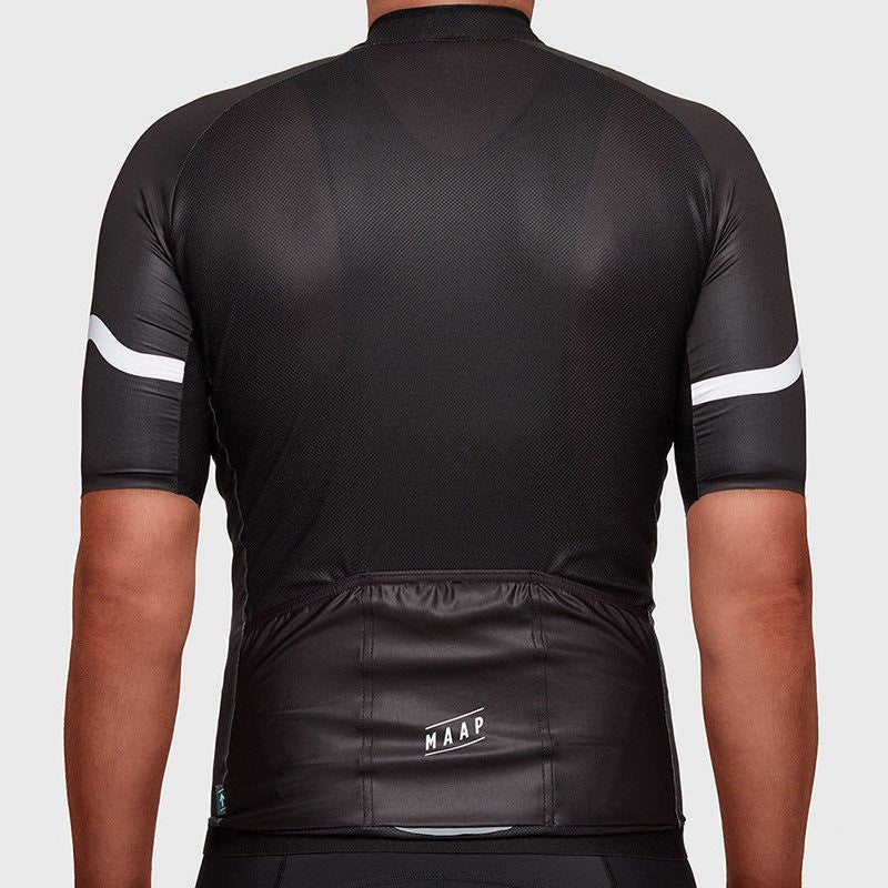 MAAP Summer Base Jersey Black