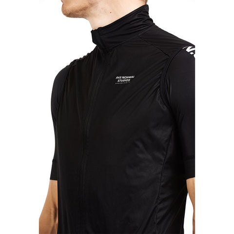 PNS Black Race Gilet | The CyclingTips Emporium - 1