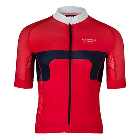 PNS Red Solitude Jersey | The CyclingTips Emporium - 1