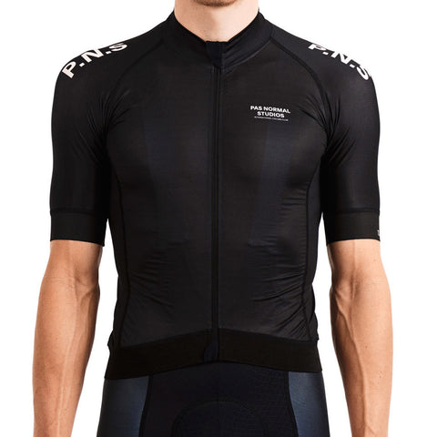 PNS Mechanism Black Race Jersey