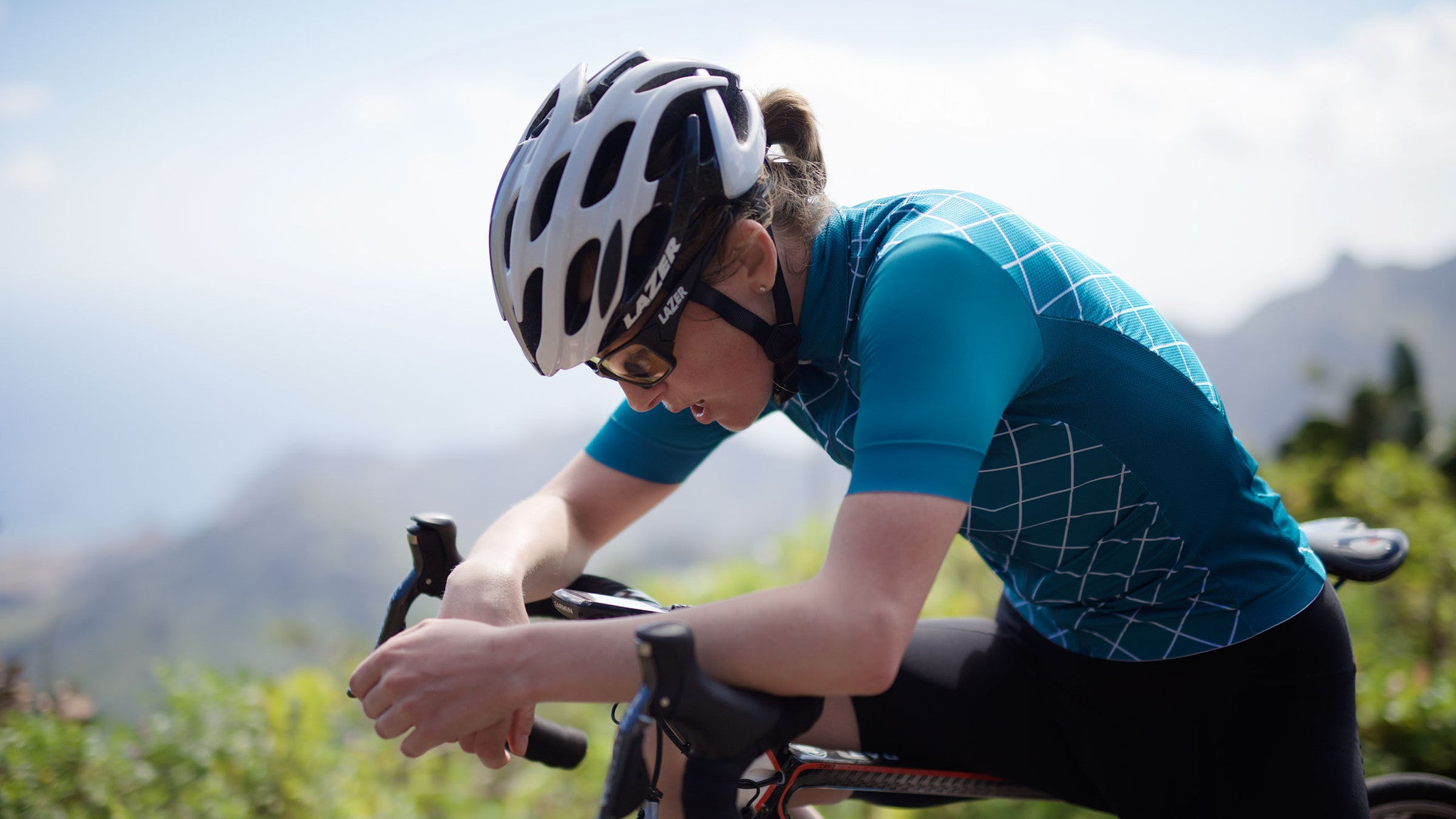 La Passione Women's Checked Ottanio Jersey | The CyclingTips Emporium - 6