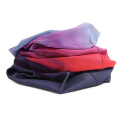 Cutaway Winter Sky Neck Gaiter