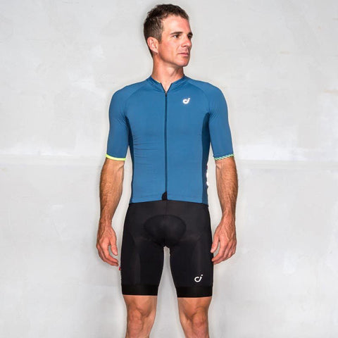 Velocio Men's Classic Denim Jersey