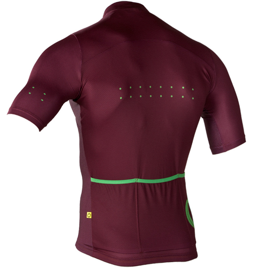 Pedla Plum Core Jersey | The CyclingTips Emporium - 4