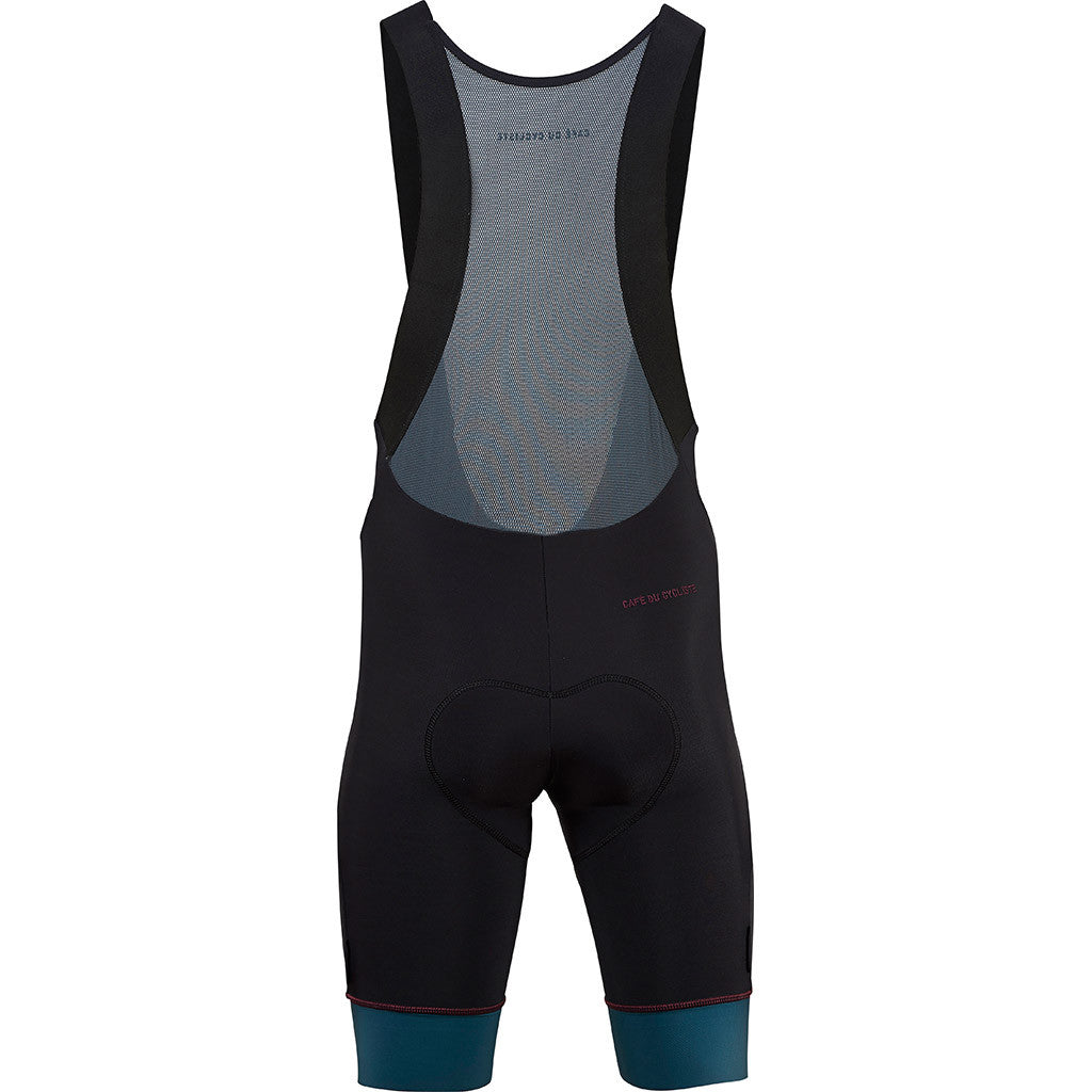 Cafe du Cycliste Men's Jeanne Waterproof Bib Shorts